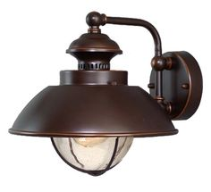 Buy the Vaxcel Lighting Burnished Bronze Direct. Shop for the Vaxcel Lighting Burnished Bronze Harwich 1 Light Outdoor Wall Sconce - 10 Inches Wide and save. Outdoor Light Fixtures, Outdoor Barn Lighting, Outdoor Sconces, Diy Outdoor Lighting, Wall Lights, Light, Outdoor Lighting Design, Wall Sconce Lighting, Outdoor Walls