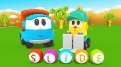 Leo Junior e Lifty ci insegnano ad usare la lettera S!