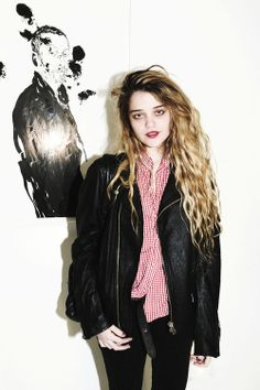 sky Ferreira my idol Sky Ferreira Hair, Sky Ferreira Style, Love Hair, Woman Crush, Cut And Style, How To Look Pretty, My Idol, Style Icons, Fashion Beauty