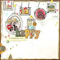A Project by 4shanna from the Two Peas in a Bucket Scrapbooking Gallery originally submitted 02/11/12 at 11:09 PM