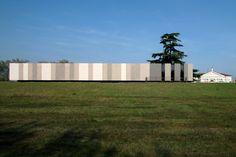 Gallery of New Crematorium in Copparo / Patrimonio Copparo - 1
