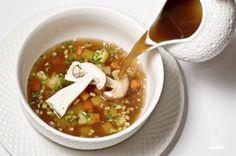 zupa grzybowa / mushroom soup www.danielmisko.pl