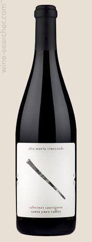 2006 Alta Maria Cabernet Sauvignon