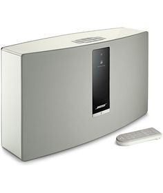 Buy Bose SoundTouch 30 Series III Wireless Music System - White at Argos.co.uk - Your Online Shop for Docking stations and speakers.