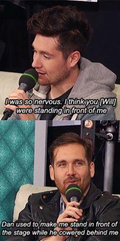 Dan & Will