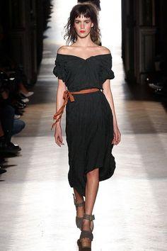 Vivienne Westwood womenswear, spring/summer 2015, Paris Fashion Week
