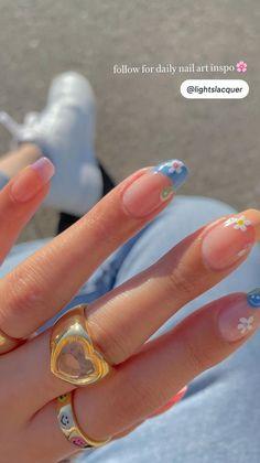 Edgy Nails, Funky Nails, Stylish Nails, Swag Nails, Funky Nail Art, Colorful Nails, Trendy Nail Art, Colorful Nail Designs, Nail Design Stiletto