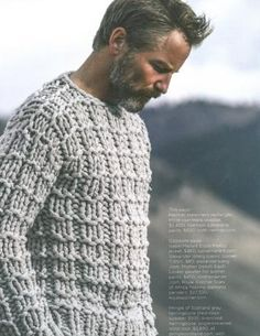 Rainer Andreesen | chunky knit sweater