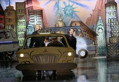 "glee 5x17 ""Opening Night"""