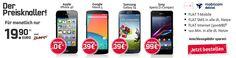 Flat Smart Telekom mit 120 Freiminuten und Smartphone ab 0 EUR *Update 07.03.14* http://www.simdealz.de/telekom/flat-smart-telekom-mit-120-freiminuten-und-smartphone-ab-0-eur/