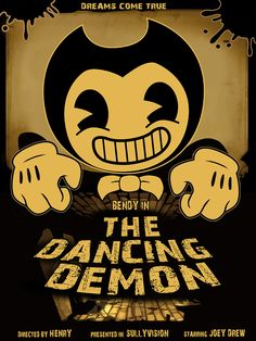 And here's something different. Thanks to my wife's business and my 9 year old from time to time I discover some fun new games and shows. Bendy and the Ink Machine is one of those. Only chapter one is available to play now (as the the game is being crowdfunded ) but if you like 1930s animation and vintage horror this game is for you. Here's a fanart poster I digitally painted myself that captures the look and feel of the game in my opinion. #bendy #batim #bendyandtheinkmachine…