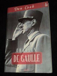 CHARLES DE GAULLE    DON COOK     SIGMARLIBROS