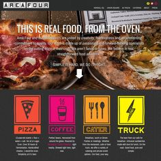 AREA FOUR | THIS IS REAL FOOD - Cambridge MA - Best Pizza Ever Food Network