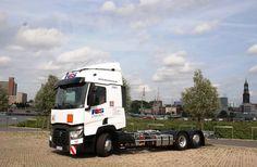 Die RTS Transport Service GmbH hat sich für 20 Renault Trucks T 460 mit einem mechanischen Wechselbrückensystem von Spier entschieden