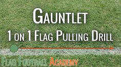 Wistia video thumbnail - The Gauntlet - Flag Pulling Drill