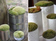 24 idées décoratives avec de la mousse végétale - Page 2 sur 4 - Des idées