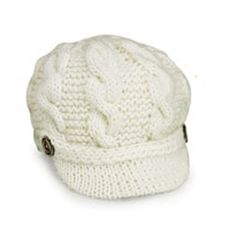 5754e08f2f5 Wallaroo Miranda Knit Cap - LOVE this chunky knit hat for winter golf and  for everyday