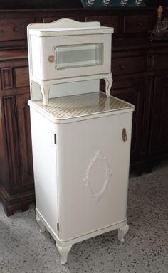 Shabby Chic Kommode Hacks Diy, Ikea Hack, Washing Machine, Shabby Chic, Home Appliances, Vintage, Dresser, House Appliances, Appliances
