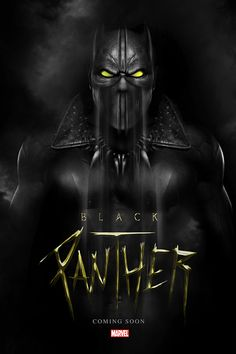Fan posters for Ant-Man and Black Panther are the best thing ever | Moviepilot: New Stories for Upcoming Movies
