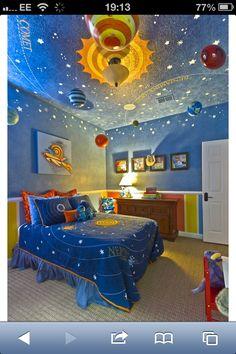 Lucas bedroom