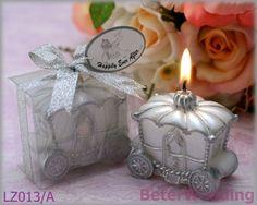 """「いつまでも幸せに暮らし"""" キャリッジ蝋燭      http://aliexpress.com/store/product/Wedding-Dress-Tuxedo-Favor-Boxes-120pcs-60pair-TH018-Wedding-Gift-and-Wedding-Souvenir-wholesale-BeterWedding/512567_594555273.html    #結婚式の好意 #結婚式のお土産 #パーティの贈り物 #partysupplies      纯欧式, 专属于你的结婚回赠小礼物,上海婚庆用品批发    上海倍乐婚品 TEL: +86-21-57750096"""