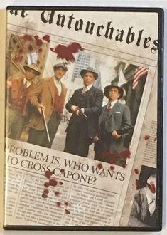 The Untouchables DVD
