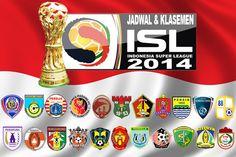 Jadwal dan Klasemen ISL 2014