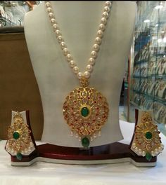 Hyderabadi Jewelry #Indian #Jewellery