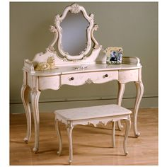 I could not imagine putting my makeup on anywhere other than my beloved vanity. Vanity`s are such a glamorous piece for the bedroom or bathroom! Mirrored Vanity Table, Dresser Vanity, Vanity Tables, Vanity Room, Pink Vanity, Vanity Set, Vanity Fair, Antique Vanity, Vintage Vanity