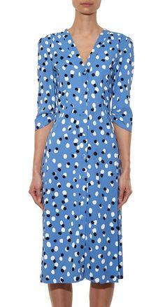 Altuzarra 'Aimee' polka-dot dress
