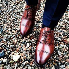 Richelieu à bout droit, très beau modèle #look #homme #mode #men #fashion #richelieu #moderne #fashionformen