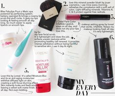 Made By Girl: 7 beauty products I use every day