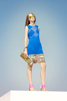 BCBG Max Azria Resort 2013 - Review - Fashion Week - Runway, Fashion Shows and Collections - Vogue - Vogue