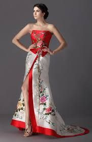 Image Result For Oriental Wedding Dresses