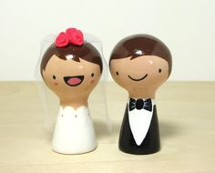 Possible cake topper!  Too cute!!
