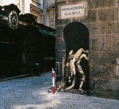 Ernest Pignon Ernest à Naples me semble-t-il…