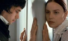 Ben Whishaw as John Keats and Abbie Cornish as Fanny Brawne in BRIGHT STAR (2009).