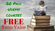 20 Paid Udemy Courses By Brian Jackson