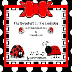 Here's a song designed to delight and involve your kiddos in the study of insects. This enchanting piece of music lends itself to a variety of teaching and musical assessment opportunities as well.