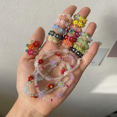 Cute Jewelry, Diy Jewelry, Jewelry Accessories, Handmade Jewelry, Jewelry Making, Earrings Handmade, Bead Jewellery, Beaded Jewelry, Beaded Bracelets