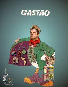 JULIUS   RIMANTE  NEWS: #GASTÃO