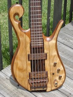 2006 CARL THOMPSON 5 String Bass | Reverb