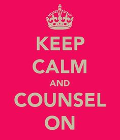 Keep Calm and Counsel On :-) @Casey Dalene @Alex Leichtman @Samantha @This Home Sweet Home Blog Button