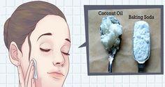 cómo utilizar el aceite de coco y bicarbonato de sodio