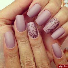 Znalezione obrazy dla zapytania wzorki na paznokciach
