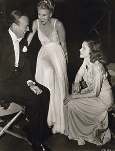 Fred Astaire, Ginger Rogers, Judy Garland