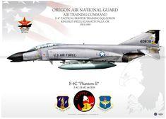 F-4C Oregon Air National Guard