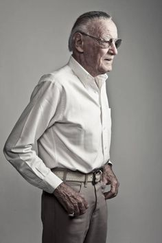 Stan Lee, 94 years