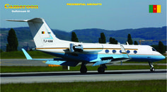 Presidential Aircraft of the Cameroon