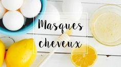 Masques et conseils pour cheveux secs & abîmés